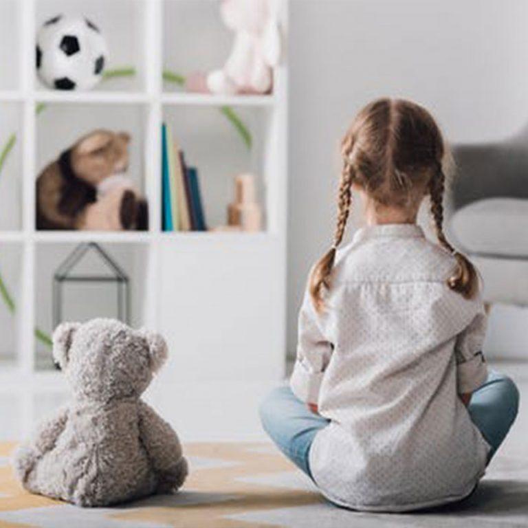 کودکان در قرنطینه؛ خطر سلامت روان