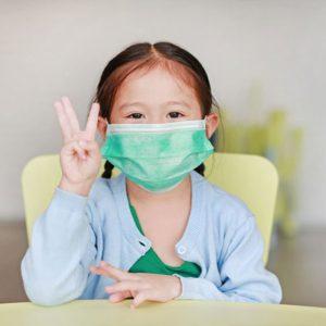کاهش استرس کودکان در قرنطینه