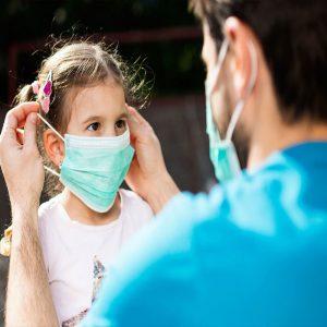 صحبت با کودکان در قرنطینه