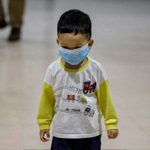 پیشگیری کرونا در کودکان