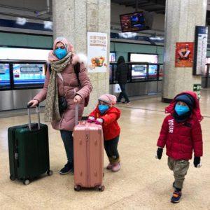 کرونا در کودکان و انتقال به دیگران