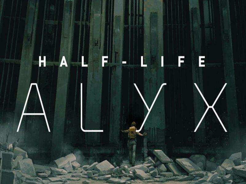 half life alyx (هاف لایف الیکس)